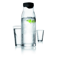 Water Carafe with Smart Lid
