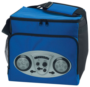 Cooler Bag w|Radio