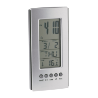 Temp Digital Clock
