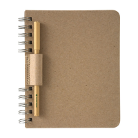Recycled Cardboard Notebook