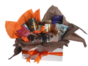 Coffee and Chocolate Hamper