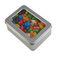 Tin Confectionery Container