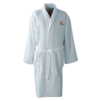 Terry Towelling Bathrobe