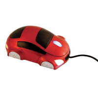 Super Charge Mouse with Cable