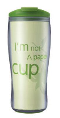Im not a paper cup